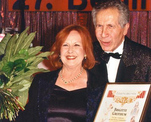 Brigitte Grothum & Otfried Laur