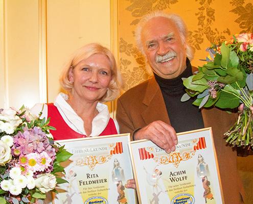 Rita Feldmeier & Achim Wolff