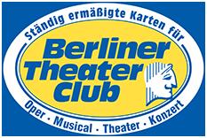 Berliner Theaterclub | Ständig ermäßigte Karten